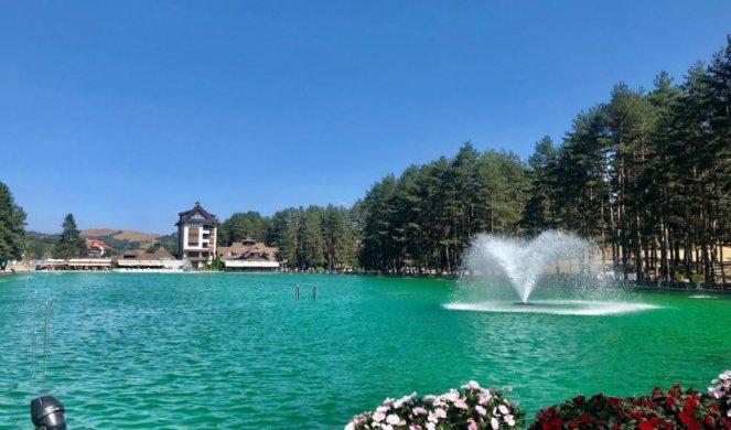 ZLATIBOR FULL AS AN EYE! 25,000 tourists visit the Serbian