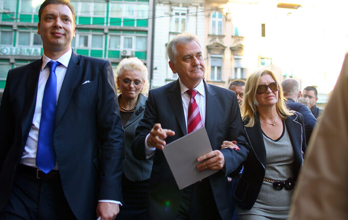 Serbia rocked by phone-tapping scandal   Serbia News