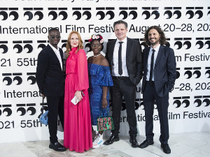 Grand Prix of the Karlovy Vary Festival for the film