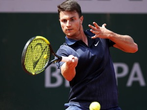 Kecmanović dropped two sets of advantages and lost in the