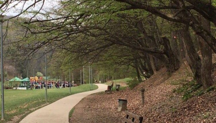 Germia Park is closed, citizens are appealed to respect the