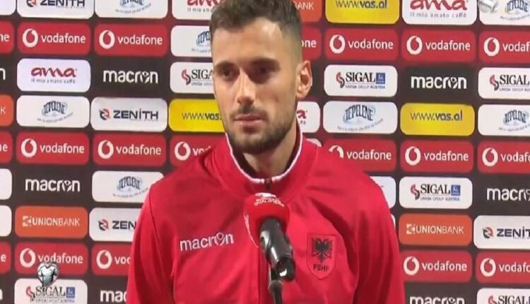 Bajrami speaks after the match with Hungary: I hope to