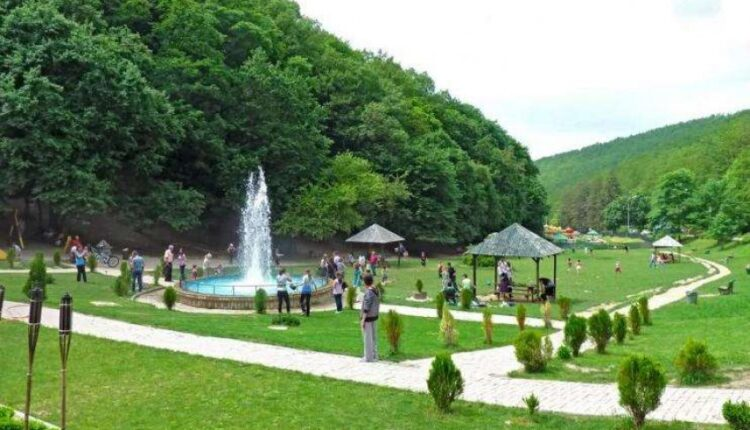 Germia Park opens, there is no trace of a bear