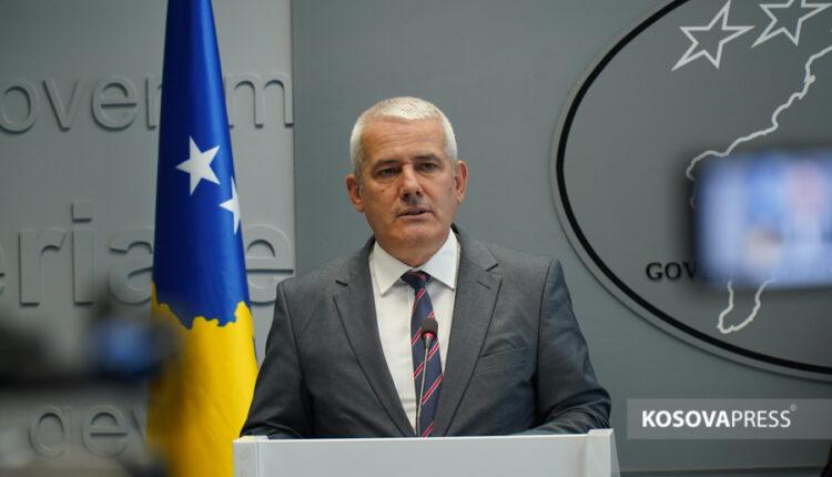 Seizure of 9 kilograms of cocaine, reacts Minister Sveçla