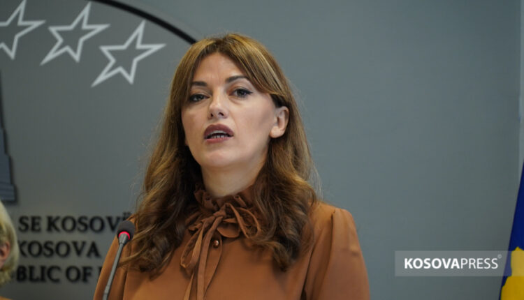 Haxhiu: For the first time it is happening that women