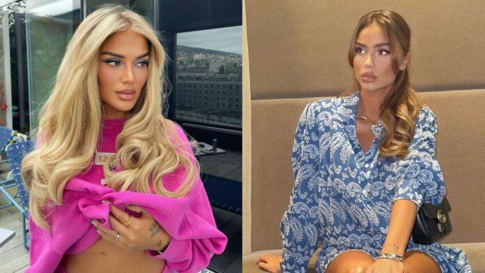 She 'copied' her hair style, Loredana replies with Arta Nitaj