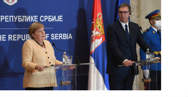 'I'm glad I came to Serbia!'