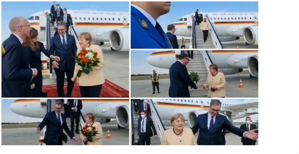 ANGELA MERKEL IS LEAVING TODAY, AND THESE ARE FOUR IMPORTANT