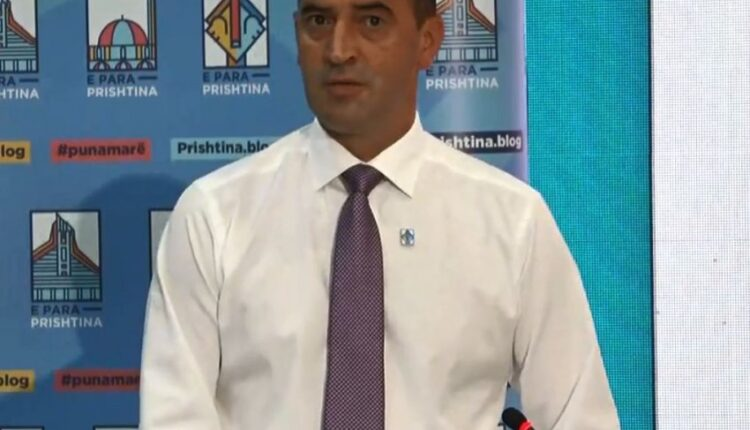 Daut Haradinaj opens the campaign, unveils the program for Prishtina