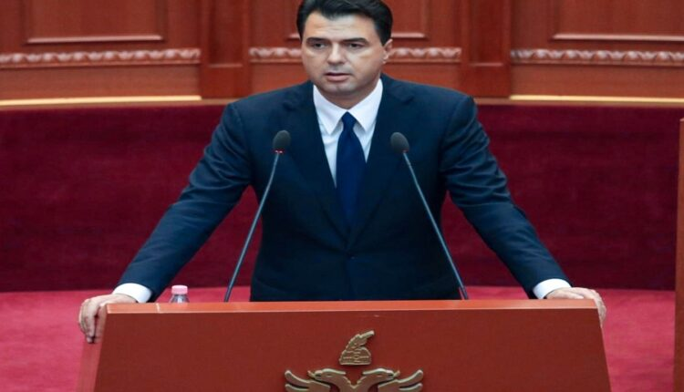 Basha: Albania has a duty to support Kosovo