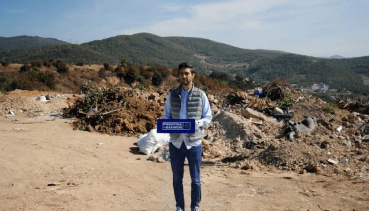Ismaili: Good and fast waste management to make Prishtina clean
