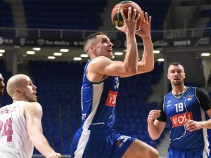 Buducnost opened the season with a victory over FMP