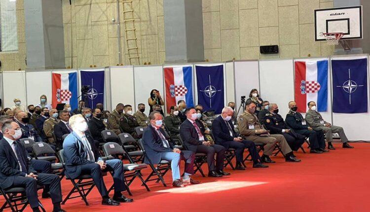 Sveçla participates in the traditional Adriatic Sea Airspace Defense Fair