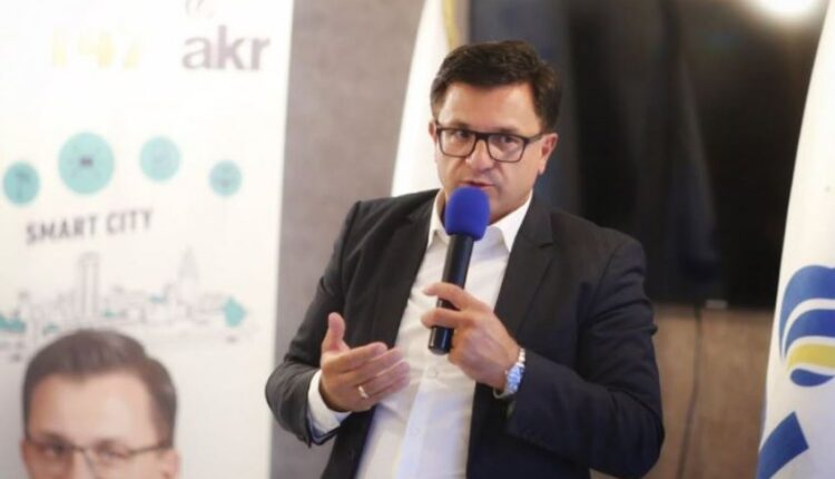 AKR candidate for Pristina vows to resolve property issues in