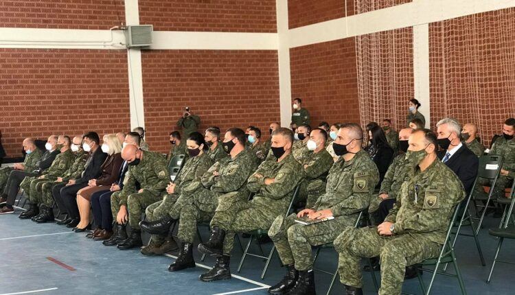20 new cadets are added to the KSF