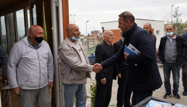 Daut Haradinaj: The law on the Capital will provide a