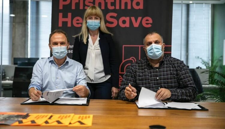 Municipality of Prishtina signs agreement with MCC for heat meters