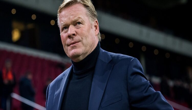 The decision is made about Koeman's future