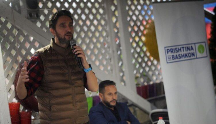 Uran Ismaili signs commitments for Ulpiana neighborhood