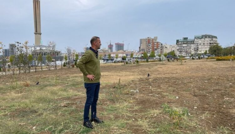 Daut Haradinaj plans to open new wells in Pristina for